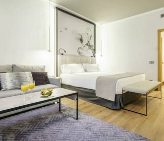 Quarto executivo hotel ilunion bilbao