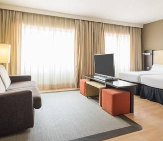 Premium hotel ilunion suites madrid